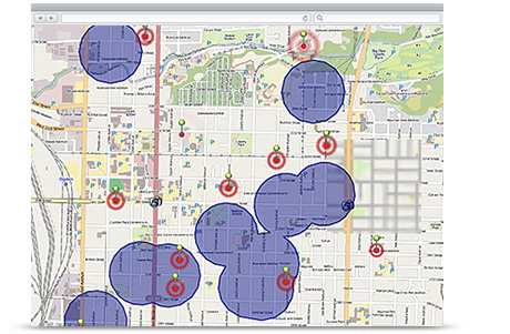 Building a Big Spatial Data Application